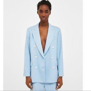 ZARA Double Breasted Jacket